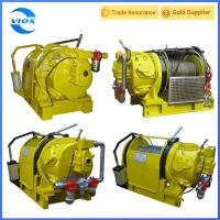 Buy cheap 10T offshore platform air winch from wholesalers