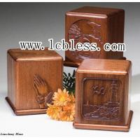 Buy cheap Cinerary casket for adult and pet from wholesalers