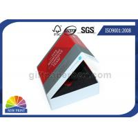 Buy cheap Full Color Printing Rigid Paper Gift Box Paper Presentation Box With Insert Foam from wholesalers