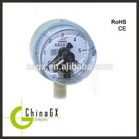 Buy cheap electric contact air inflator pressure gauge from wholesalers