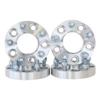 Buy cheap 2 (1 per side) 5x4.5 hubcentric Wheel Spacers Wrangler TJ Cherokee Liberty from wholesalers