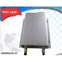 Buy cheap RS232 RS485 Fuel Sensor GPS Tracker HSZ303 Mult i- Function For Bus from wholesalers