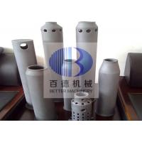 China Longlife Rbsic / Sisic Silicon Carbide Nozzle As Flame Tubes In Tunnel Kiln on sale