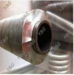 Buy cheap G Finned Tubes,Finned Heat Exchanger Tubes ,G-finned Tube, Copper Nickel Fin tube from wholesalers