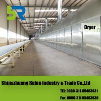 Buy cheap Construction material gypsum plaster board production line from wholesalers