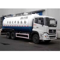 Dongfeng 6x4 Bulk Cement Trailer , 20 Tons - 40 Tons Cement Powder Truck