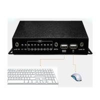 Buy cheap 8 Channel USB KM Switch Mouse Keyboard Synchronizer Metal Housing High Performance from wholesalers