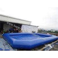 Buy cheap inflatable bubble pool , inflatable hamster ball pool , inflatable ball pool from wholesalers