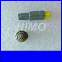 Buy cheap 6pin 8pin 10pin plastic medical equipment connector lemo P series replacement push-pull self-latching from wholesalers