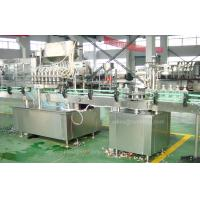 Buy cheap Oil / Honey / Shampoo Liquid Bottling Machine Fully Automatic With Multi Heads from wholesalers