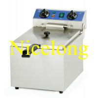 Buy cheap EF-101 10L single tank electric chicken nugget fryer from wholesalers