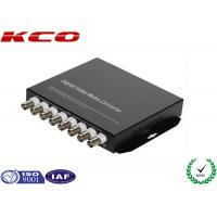 Buy cheap Fibre Optic Media Converter Ethernet Copper Data Voice Video Type from wholesalers