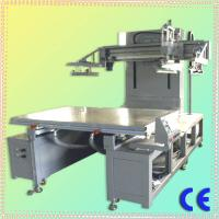 Buy cheap CE Approved Large Format Run-table Car Glass Semi-Automatic Screen Printer for Sale from wholesalers