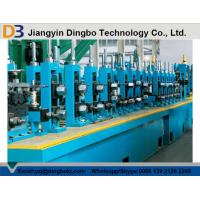 Buy cheap Automatic Customized DB76 Welded Carbon Steel Tube Mill Line PLC Control from wholesalers