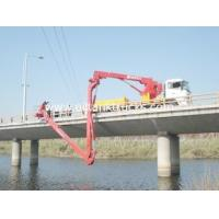 Buy cheap Dongfeng 6x4 6m 270HP Bucket Type Bridge Access Equipment DFL1250A9 from wholesalers