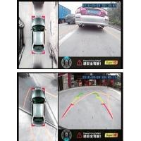 Buy cheap 360 Panoramic Surveillance Car Reverse Parking System For Audi A6L, Around View Monitoring System product