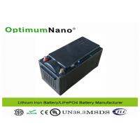 Buy cheap Portable Car Starter Battery Pack for Truck / Bus Engine , Powerful Jumping Car Battery from wholesalers