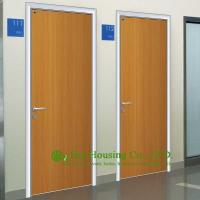 Buy cheap Hospital doors manufacturer /suppliers, Hospital door design with clear glass from wholesalers