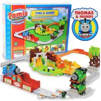 Buy cheap Thomas electric train track train suit quarry on the 1st electric toys for children from wholesalers