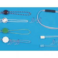 Buy cheap customized plastic seal tag in apparel from wholesalers