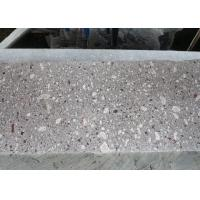 Buy cheap 2800kg/M3 Density Santa Cecilia Granite Slab , Polished Granite Floor Slabs product