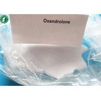 White Crystalline Powder Gain Muscle Steroids , Anavar Anabolic Steroid CAS 53-39-4