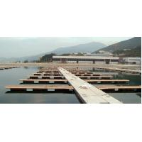 Buy cheap Durable hot selling and high quality floating dock pontoon bridge from wholesalers