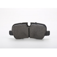Buy cheap Semi Metallic D1342 Car Brake Pad With Noise Reduction Shim from wholesalers