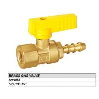 "Buy cheap 1/4""-1/2'' Forged Brass gas Valve from wholesalers"