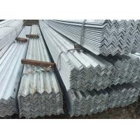 Buy cheap Q235 Structural Bracket Galvanised Steel Angle Iron , Hot Rolled Black Angle Steel from wholesalers