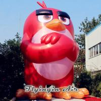Buy cheap Customized Angry Birds Model, Giant Inflatable Terence for Show from Wholesalers
