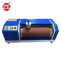 Buy cheap DIN 53516 Electronic Abrasion Resistance Testing Machine For Rubber / Shoes 220V 50HZ from wholesalers