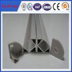 Buy cheap Aluminum price per kg,aluminium led profile,led aluminium extrusion with diffuser cover from wholesalers