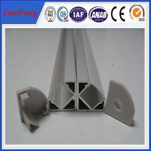 Buy cheap Aluminum price per kg,aluminium led profile,led aluminium extrusion with diffuser cover product