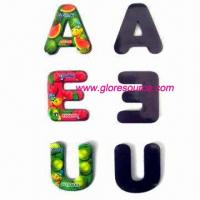 Buy cheap supply magnetic letters, magnetic alphabets, magnetic numbers from wholesalers