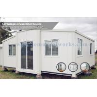 Buy cheap Portable Expandable Modular Container House:: With CE For Living test gjd from wholesalers