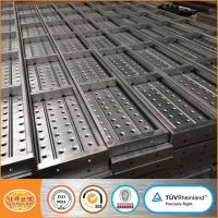 Buy cheap Brand new scaffolding plank/zinc galvanized formwork steel plank for wholesales from wholesalers