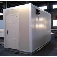 Buy cheap Outdoor Portable Telecom Shelter, Knockdown Shelter, EPS Sandwich Color Steel Panel from wholesalers