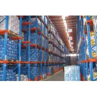 Buy cheap Heavy duty drive in racking for pallets from wholesalers