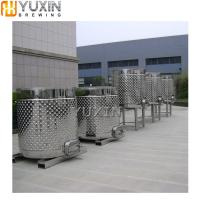 Buy cheap High Quality China Stainless Steel Beer Wine Fermentation Tank from wholesalers