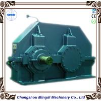 Buy cheap Mingdi Brand JDX Series 7.57kN~433.2kN Bevel Gearbox Reducer With Electric Motor for Industrial Paper Shredder from wholesalers