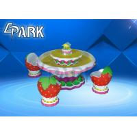 Buy cheap Indoor Amusement Kids Coin Operated Game Machine / Sand Tables For Toddlers HD LCD screen  coin amusement game machine from wholesalers