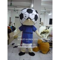 Buy cheap FIFA football boy mascot costume/customized fur product replicated mascot costume from wholesalers