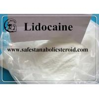 Buy cheap Lidocaine Pain Killer Powder Raw Lidocaine Base 137-58-6 Anti Inflammatory Supplements from wholesalers