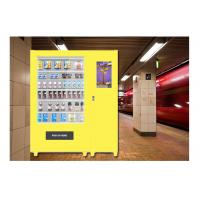 Buy cheap Customized Meal Food Vending Machine Lockers For Bus Station , Sandwich Vending Machine from wholesalers