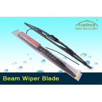 Buy cheap Spray Nozzle Universal Type Beam Windshield Wipers with Metal Frame 14 - 26  Size from wholesalers