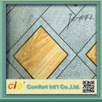 Buy cheap Printed Decorative PVC Basketball Flooring / PVC Floor Covering For Wedding or Party product