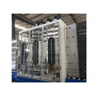 Buy cheap 24KW Automated Glass Washer And Dryer Max Process Glass Height 2500*3000mm from wholesalers
