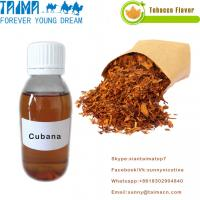 Buy cheap Best VG/PG base Liquid Concentrated Tobacco Flavourings most popular Cubana product