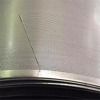 Buy cheap stainles steel perforated metal sieving mesh screen for coconut from wholesalers